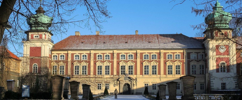 The Łańcut Castle ...