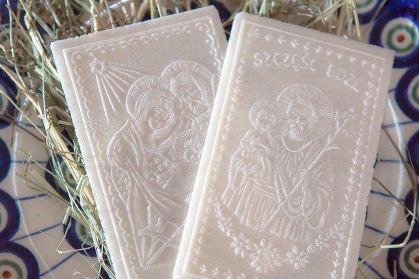 Christmas wafer: a symbol of reconciliation - Poland.pl