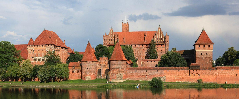 Trail Of Teutonic Castles Poland Pl
