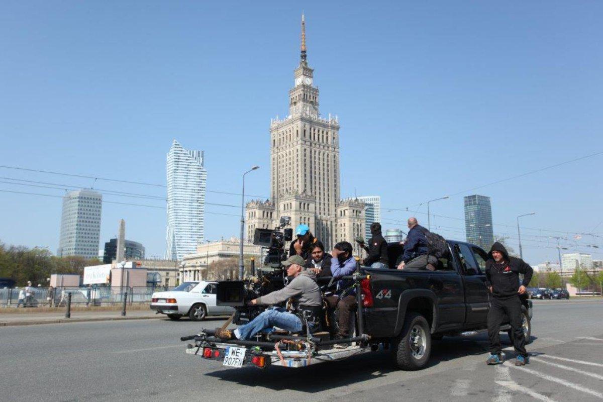 Bollywood in Warsaw - Poland pl